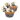Minioner, 16 st små tårtbilder