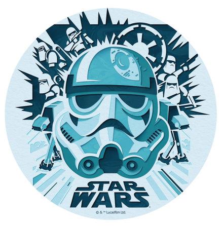 Star Wars Tårtbild