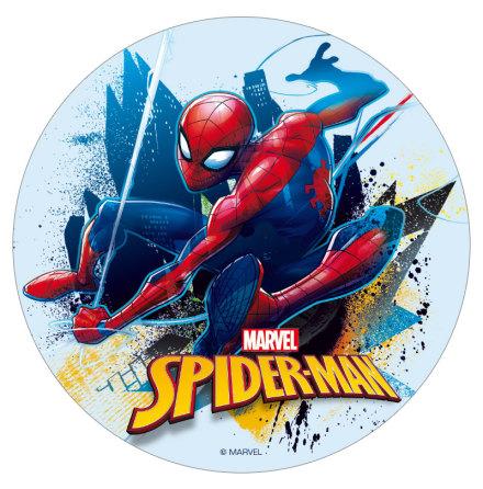 Spindelmannen Tårtbild