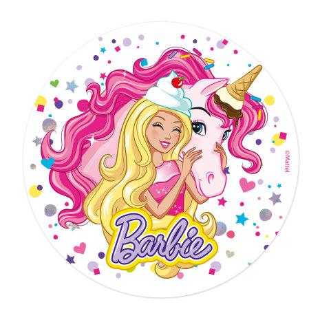 Barbie, Tårtbild