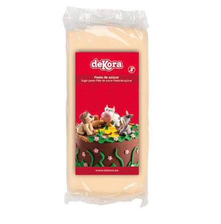 Sockerpasta nude, 250 g