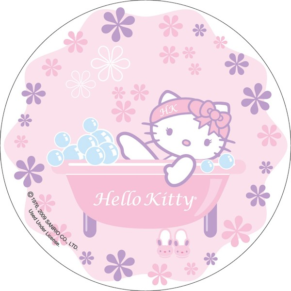 Hello Kitty tårtbild